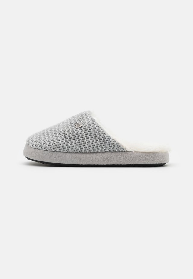 BIRMINGHAM - Pantofole - silver