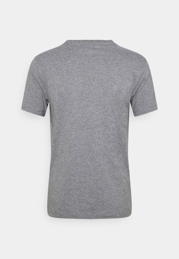 JOOP! Jeans ALPHIS - T-shirt basic - light grey/szary Odzież Męska PZJM