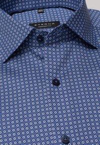 Eterna - COMFORT FIT - Shirt - blau/marine - 5