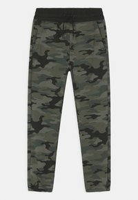 GAP - BOY LIFESTYLE - Tracksuit bottoms - green - 0