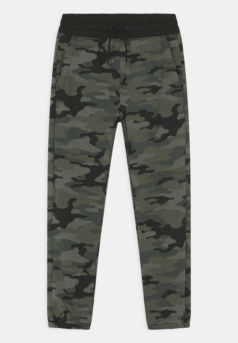 GAP - BOY LIFESTYLE - Tracksuit bottoms - green