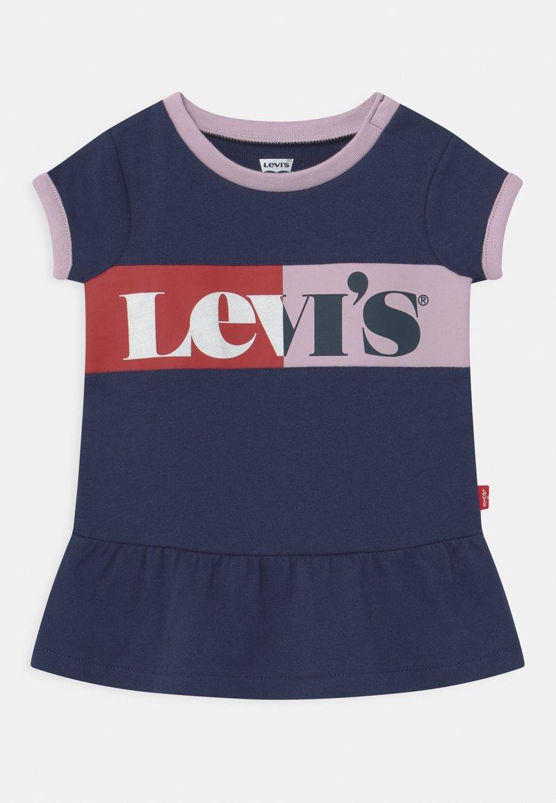 Levi's® - DROPWAIST - Day dress - medieval blue