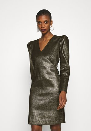 WILLOW DRESS - Cocktail dress / Party dress - gold