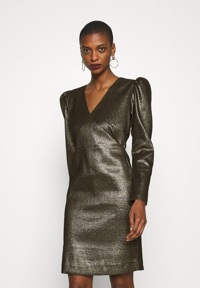 WILLOW DRESS - Vestito elegante - gold