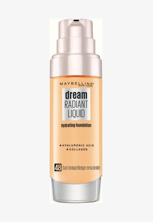 DREAM RADIANT LIQUID MAKE-UP - Podkład - 48 sun beige