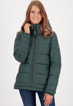 JANISAK  - Winter jacket - dark forrest