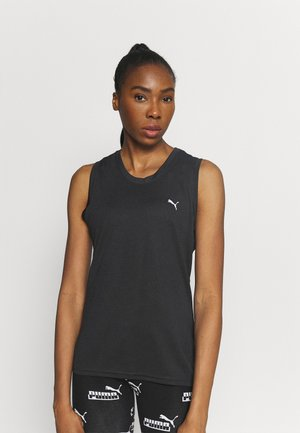 PERFORMANCE TANK  - Top - black