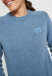 Wood Wood - ASTA  - Jumper - dusty blue - 4