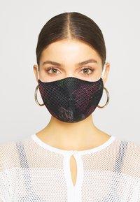 Jost - COMMUNITY MASK 2 PACK - Community mask - black/light pink/pink - 0