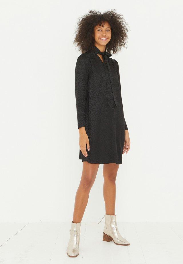 LEOPARD  - Robe d'été - black