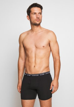 CK ONE BRIEF - Pants - black