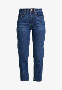 Even&Odd - Jeans baggy - dark blue denim - 3