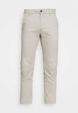 Chino kalhoty - taupe