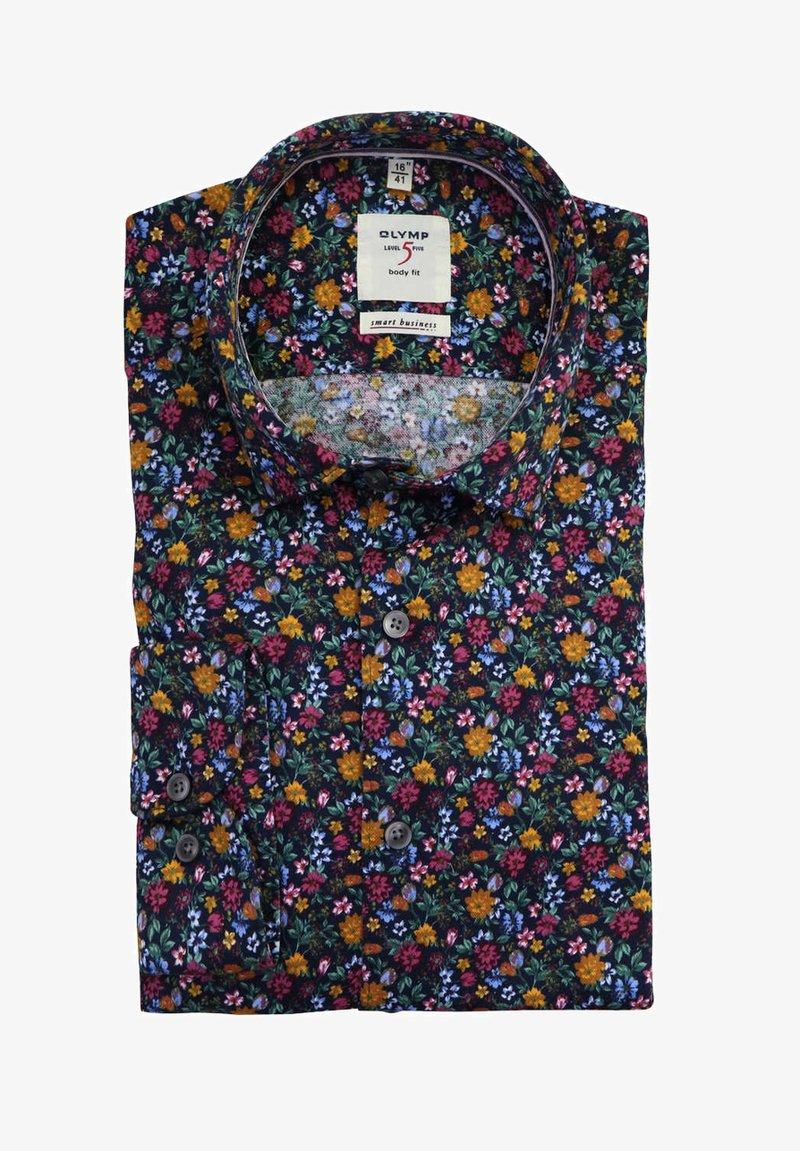 OLYMP - LEVEL FIVE  - Shirt - dunkelblau