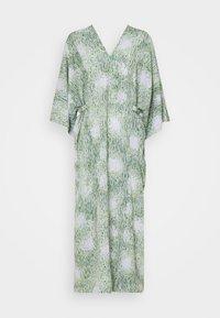Henrik Vibskov - JELLY DRESS PRINT - Denní šaty - melted green - 0