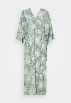 JELLY DRESS PRINT - Denní šaty - melted green