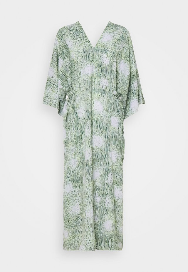 JELLY DRESS PRINT - Robe d'été - melted green