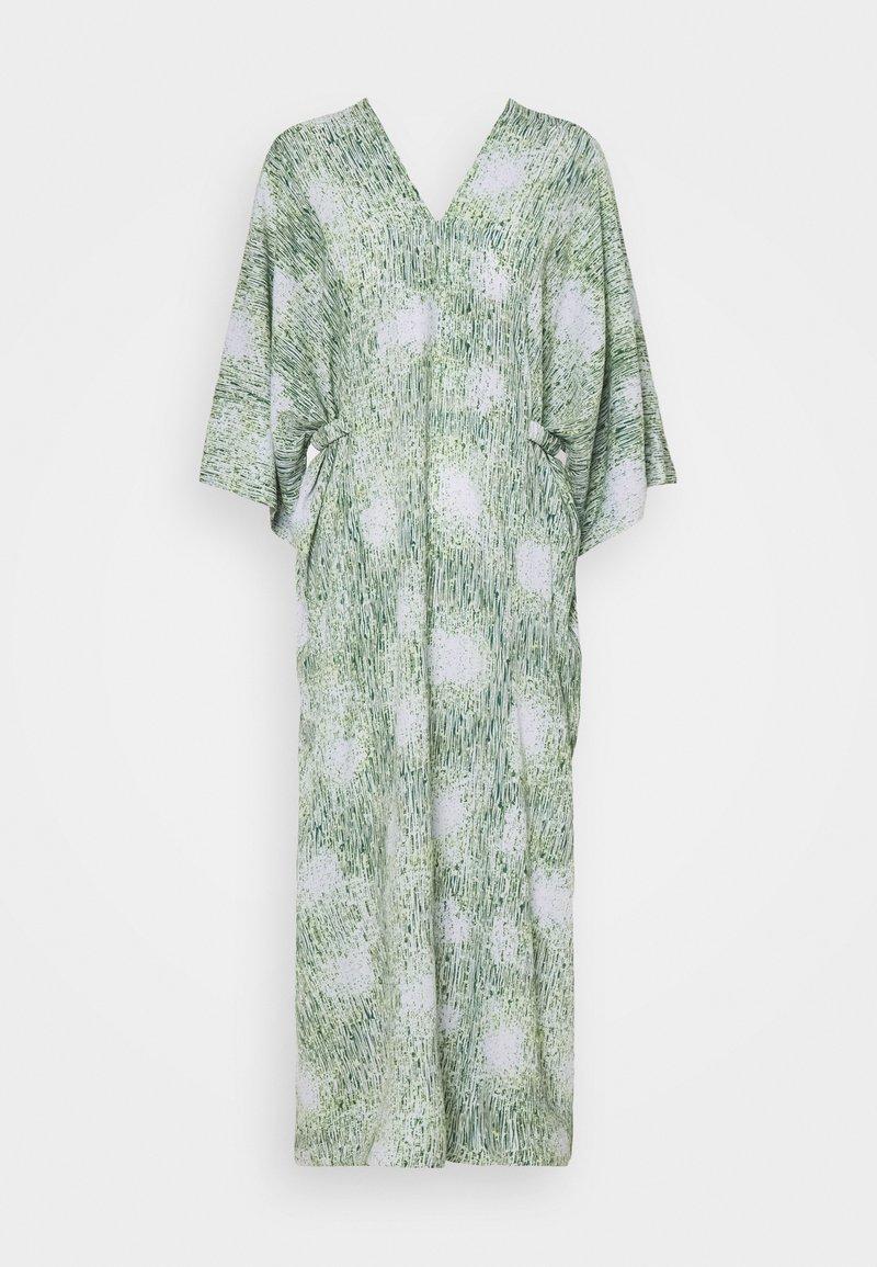 Henrik Vibskov - JELLY DRESS PRINT - Denní šaty - melted green