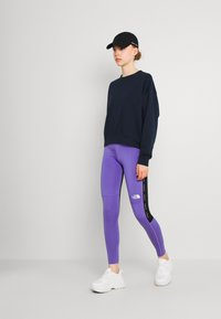 The North Face - TIGHT - Leggings - Trousers - pop purple - 1