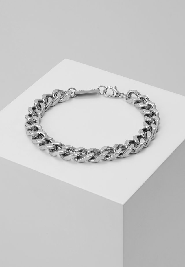 BILLY BOI LARGE - Armbånd - antique silver