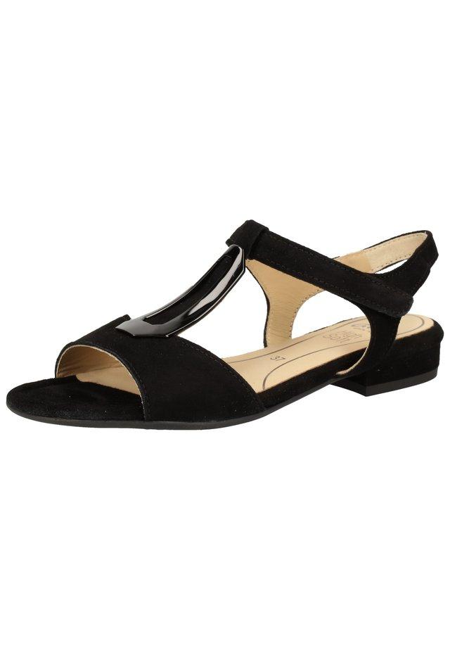 Sandalen - schwarz 17