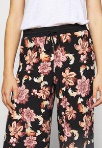 Lauren Ralph Lauren - Trousers - black/multi - 5