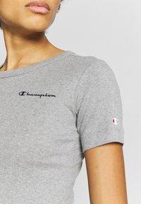 Champion - DRESS - Sportklänning - grey melange - 4