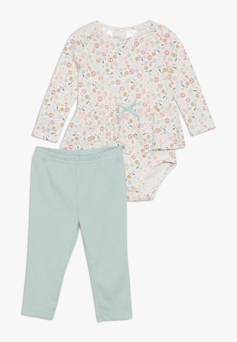Carter's - FLORAL BABY SET - Leggings - multi-coloured