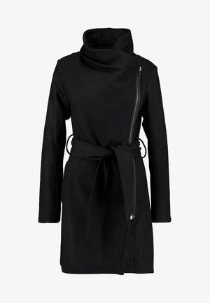 MIKA - Classic coat - black