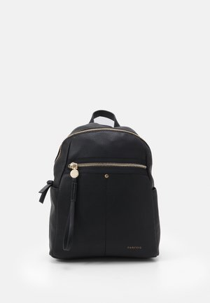 BACKPACK PETRA - Ryggsekk - black