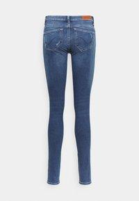 ONLY - ONLCARMEN LIFE  - Jeans Skinny Fit - medium blue denim - 6