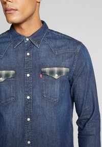 Levi's® - BARSTOW WESTERN STANDARD - Overhemd - indigo stone - 4
