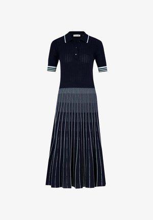 Jumper dress - marine