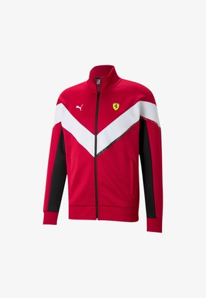 FERRARI RACE  - Training jacket - rosso corsa