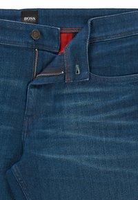 BOSS - CHARLESTON4 - Slim fit jeans - dark blue - 5