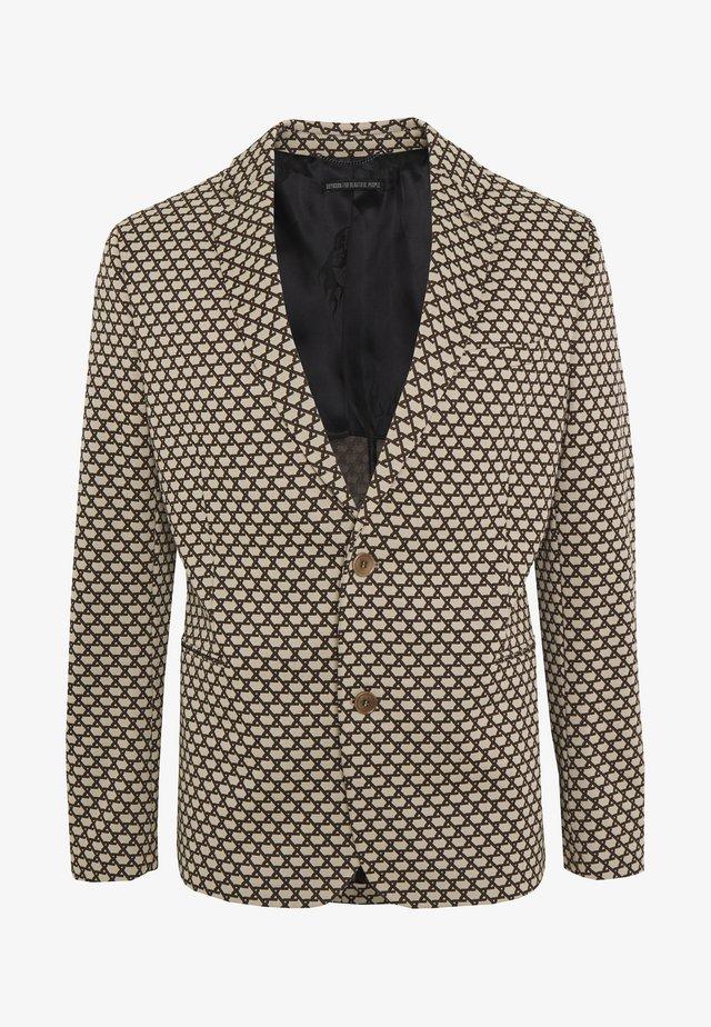 HURLEY - Blazer jacket - braun