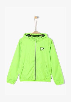 Light jacket - neon green