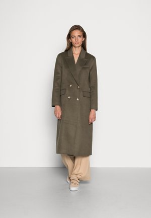 SLFTAMA HANDMADE COAT - Classic coat - kalamata
