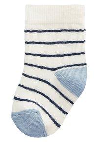 Next - 5 PACK DINOSAUR SOCKS - Socks - blue - 3