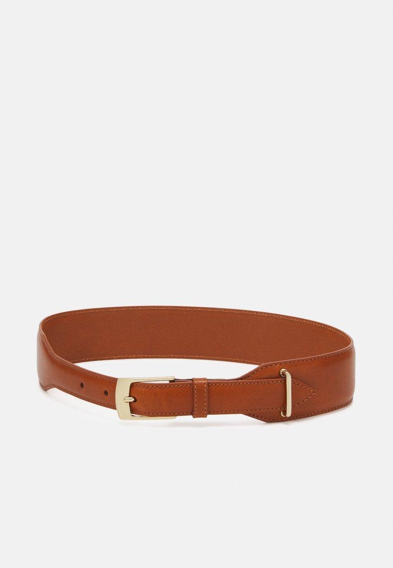 ARKET - Waist belt - cognac