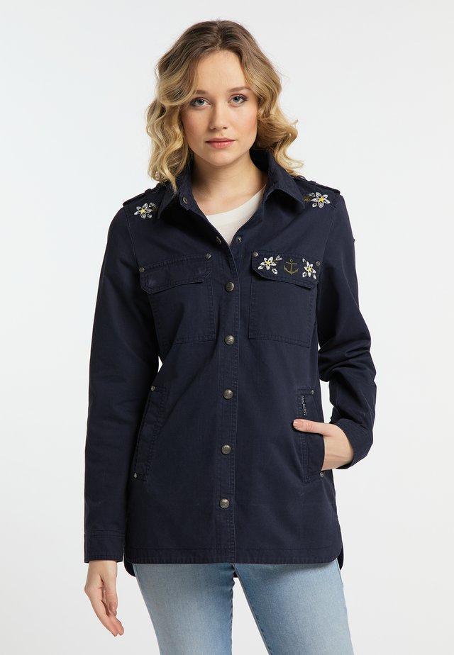 Veste légère - dark blue