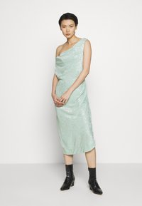 Vivienne Westwood Anglomania - VIRGINIA DRESS - Sukienka koktajlowa - mint - 0