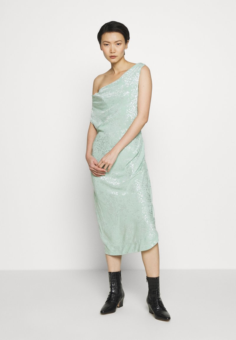 Vivienne Westwood Anglomania - VIRGINIA DRESS - Vestito elegante - mint
