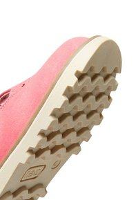 Next - Ankle strap ballet pumps - pink - 3