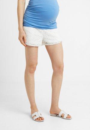 MLCASSIE - Shorts - snow white