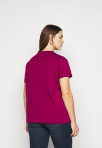 adidas Originals - TREFOIL TEE - Print T-shirt - powber/white - 2