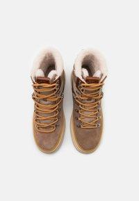 GANT - KAARI MID LACE BOOT - Lace-up ankle boots - warm khaki - 5