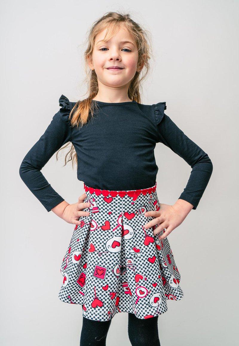 Rosalita Senoritas - A-line skirt - red