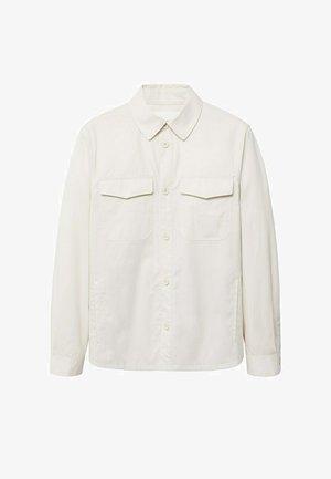 Overhemd - hellgrau/pastellgrau