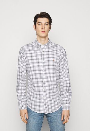 OXFORD - Shirt - grey heather